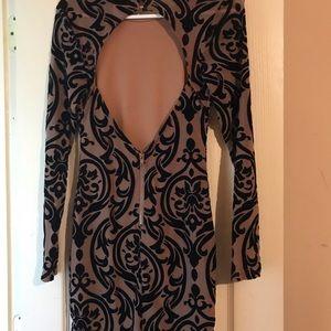Windsor size small mini dress